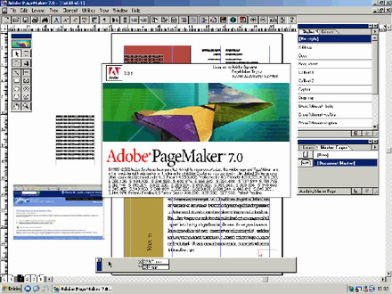 enterprise x86 adobe pagemaker 7 portable