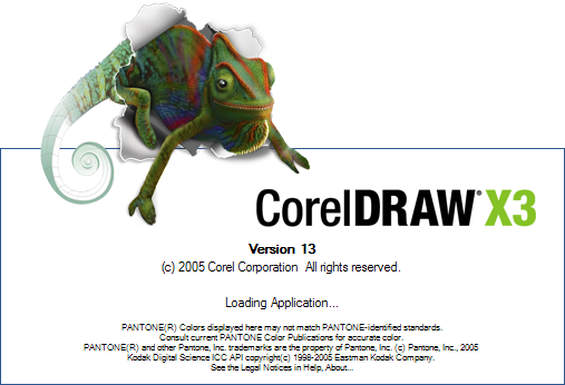 Corel draw x3 software